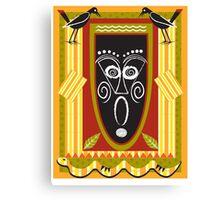 Tribal ll Canvas Print