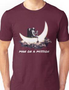 Man on a Mission Unisex T-Shirt