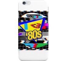 I <3 80s iPhone Case/Skin