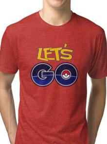 pokemon go Tri-blend T-Shirt