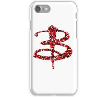 B. the vampire slayer iPhone Case/Skin