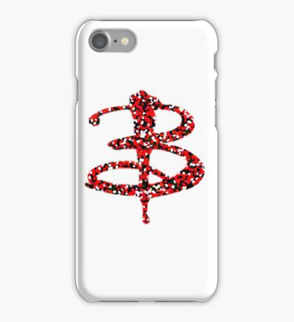 B. the vampire slayer iPhone Case/Skin