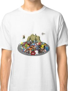 Indie Game Collage Classic T-Shirt