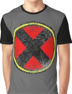X-men Inspired Logo Graphic T-Shirt