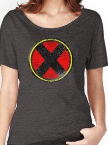 X-men Inspired Logo Women's Relaxed Fit T-Shirt