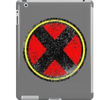 X-men Inspired Logo iPad Case/Skin