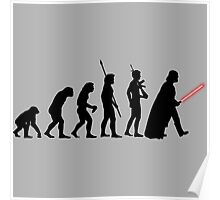It's Evolution Baby! Poster