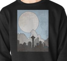 Map to the Pacific Northwest Pullover