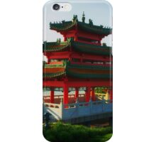 Robert D. Ray Asian Gardens  iPhone Case/Skin