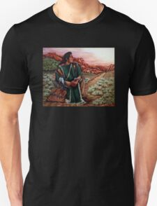 Listening To The Spirits, The Painting Unisex T-Shirt