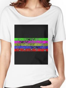 Stars N Stripes Women's Relaxed Fit T-Shirt