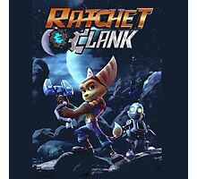 ratchet and clank movie Photographic Print