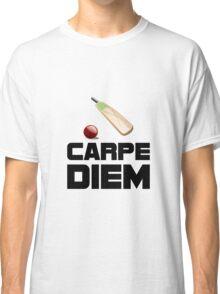 Carpe Diem Cricket Classic T-Shirt