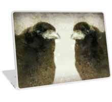 T is for ... TRUTH about Why Crows Are Cool Laptop Skin