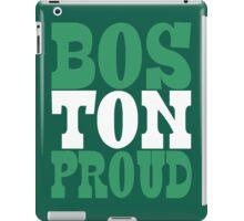 BOSTON PROUD iPad Case/Skin