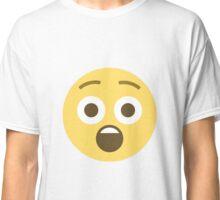 Shocked emoji Classic T-Shirt