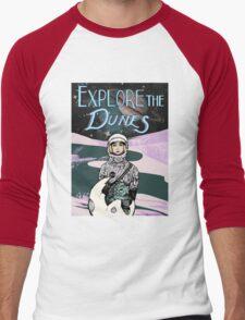 SPACE~ANGEL Men's Baseball ¾ T-Shirt