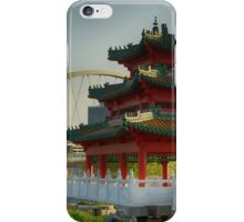 Robert D. Ray Asian Gardens 3 iPhone Case/Skin