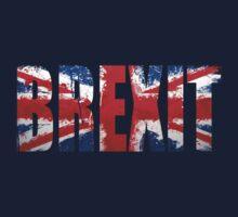 brexit paint splatter Kids Tee