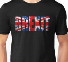 brexit paint splatter Unisex T-Shirt
