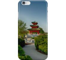 Robert D. Ray Asian Gardens 4 iPhone Case/Skin