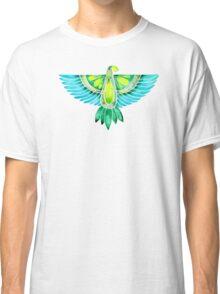 Parrot – Blue & Green Classic T-Shirt
