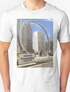 """""""Transcending"""" in Motor City T-Shirt"""