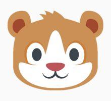 Hamster emoji Kids Tee
