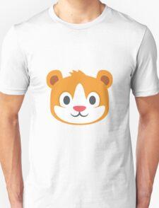 Hamster emoji Unisex T-Shirt