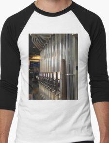 Roasting Plant Men's Baseball ¾ T-Shirt