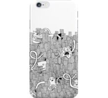more destroy!! iPhone Case/Skin