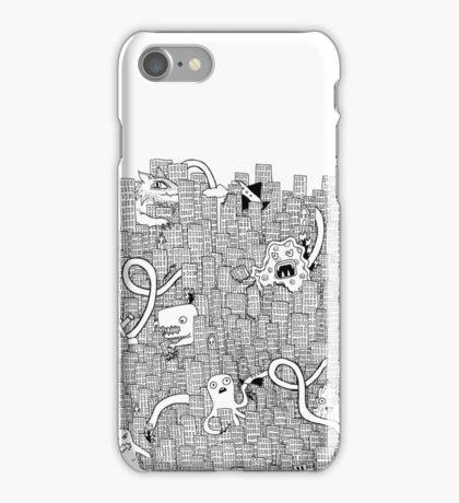 more destroy!! iPhone Case/Skin