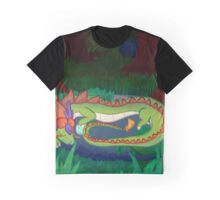 Dragon Lord's Nap Graphic T-Shirt
