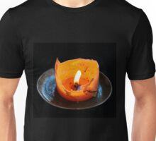 Candle Candle, Burning Bright... Unisex T-Shirt