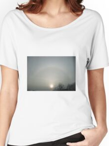 Halo Sky Women's Relaxed Fit T-Shirt