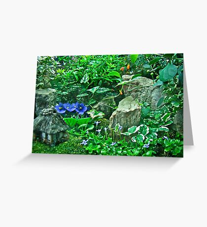 Housewarming Greeting - Fairy Landscape Greeting Card