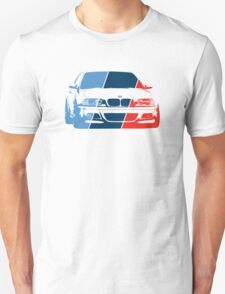 E36 in M colors Unisex T-Shirt