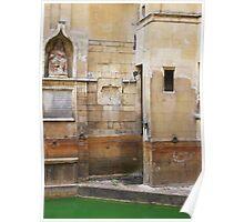 Roman Bath Poster