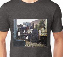 Train at Tracks End Unisex T-Shirt