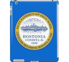 Boston (Sicut patribus sit Deus nobis) iPad Case/Skin
