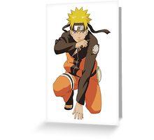 Naruto!!!! Greeting Card