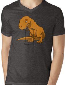 Foiled Again Mens V-Neck T-Shirt