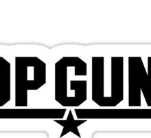 Top Guns Sticker
