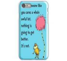 Unless Some One Like You iPhone Case/Skin