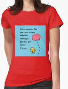Unless Some One Like You Womens Fitted T-Shirt