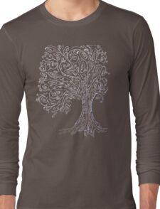 Whimsy tree Long Sleeve T-Shirt