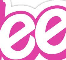 On Fleek Barbie Sticker