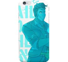 Hologram!Handsome Jack: Hail To The King iPhone Case/Skin