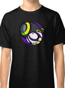 Pan Pizza Head Round Classic T-Shirt