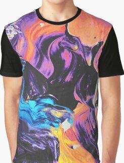 Oil Trip Graphic T-Shirt